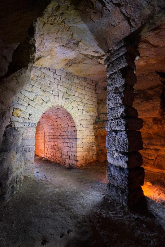 Couloir d'Ogive