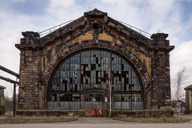 Sous ses airs d'ancienne gare, se cache une usine électrique.
